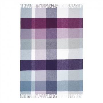 Designers Guild Glennan Heather Pläd