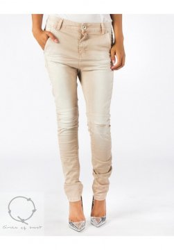 Circle of Trust Jeans Zoe Powder Coconut Baggy