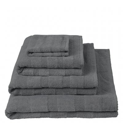 Designers Guild Coniston Charcoal Handdukar