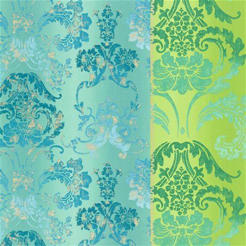 designers guild kashgar jade tyg designers guild astrakhan tyger tyger. Black Bedroom Furniture Sets. Home Design Ideas